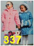1987 Sears Fall Winter Catalog, Page 337