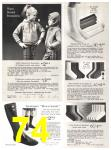 1971 Sears Fall Winter Catalog, Page 74