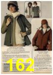 1979 Sears Fall Winter Catalog, Page 162