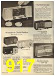 1960 Sears Spring Summer Catalog, Page 917