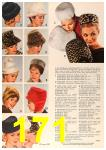 1963 Sears Fall Winter Catalog, Page 171