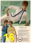 1960 Sears Spring Summer Catalog, Page 16