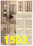 1960 Sears Fall Winter Catalog, Page 1503