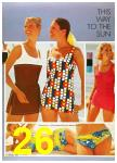 1972 Sears Spring Summer Catalog, Page 26