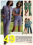 1977 Sears Spring Summer Catalog, Page 49