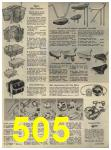 1965 Sears Fall Winter Catalog, Page 505