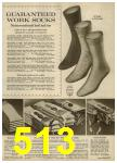1959 Sears Spring Summer Catalog, Page 513
