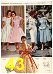 1958 Sears Spring Summer Catalog, Page 43