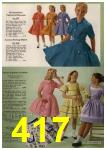 1961 Sears Spring Summer Catalog, Page 417
