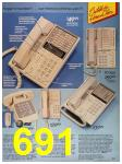 1988 Sears Spring Summer Catalog, Page 691