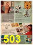 1974 Sears Christmas Book, Page 503