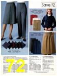 1983 Sears Fall Winter Catalog, Page 72