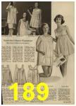1959 Sears Spring Summer Catalog, Page 189
