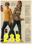 1968 Sears Fall Winter Catalog, Page 238