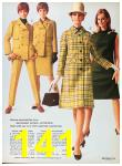 1967 Sears Fall Winter Catalog, Page 141