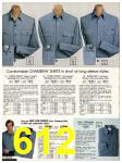 1982 Sears Fall Winter Catalog, Page 612