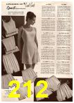 1962 Montgomery Ward Spring Summer Catalog, Page 212