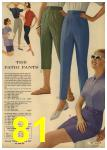 1961 Sears Spring Summer Catalog, Page 81