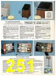1982 Sears Fall Winter Catalog, Page 251