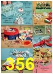 1962 Montgomery Ward Christmas Book, Page 356