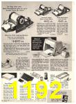 1969 Sears Spring Summer Catalog, Page 1192