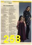1979 Sears Fall Winter Catalog, Page 258
