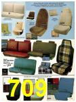 1982 Sears Fall Winter Catalog, Page 709