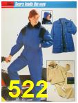 1986 Sears Fall Winter Catalog, Page 522