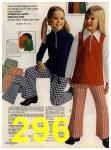 1972 Sears Fall Winter Catalog, Page 296