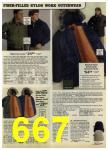 1980 Sears Fall Winter Catalog, Page 667