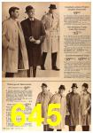 1963 Sears Fall Winter Catalog, Page 645