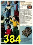 1977 Sears Fall Winter Catalog, Page 384