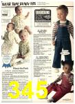 1976 Sears Fall Winter Catalog, Page 345