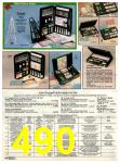 1982 Sears Christmas Book, Page 490