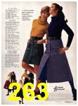 1971 Sears Fall Winter Catalog, Page 263