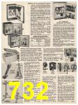 1982 Sears Fall Winter Catalog, Page 732