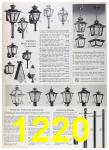 1967 Sears Spring Summer Catalog, Page 1220