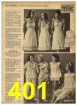 1962 Sears Spring Summer Catalog, Page 401