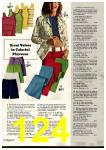 1974 Sears Spring Summer Catalog, Page 124