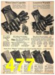 1940 Sears Fall Winter Catalog, Page 477