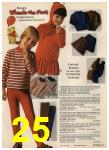 1968 Sears Fall Winter Catalog, Page 25