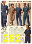 1942 Sears Spring Summer Catalog, Page 292