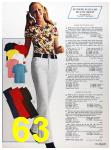 1973 Sears Spring Summer Catalog, Page 63