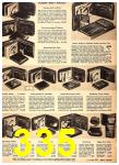 1949 Sears Spring Summer Catalog, Page 335