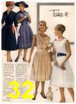 1960 Sears Spring Summer Catalog, Page 32