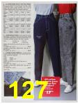 1991 Sears Fall Winter Catalog, Page 127