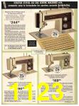 1974 Sears Fall Winter Catalog, Page 1123