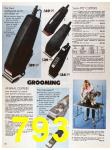 1989 Sears Home Annual Catalog, Page 793