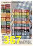 1965 Sears Spring Summer Catalog, Page 367