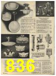 1965 Sears Fall Winter Catalog, Page 836